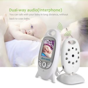 COSANSYS Babyphone mit Kamera,video babyphone, Wireless Video baby Monitor 2 Zoll LCD 2.4GHz Digital Baby Überwachung Digitalkamera - platz 3