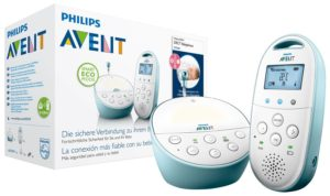 Philips Avent SCD560 00 DECT Babyphone (Smart Eco Mode, Temperatursensor ) platz 1